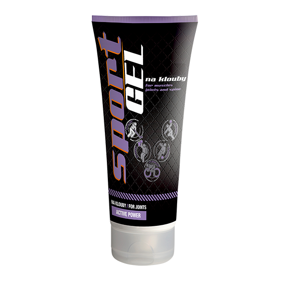 Sport gel na klouby (for joints) 100 ml